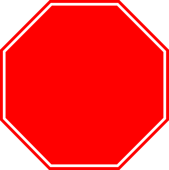 Free Stop Sign Outline Download Free Clip Art Free Clip Art On Clipart Library In 2020 Stop Sign Picture Stop Sign Clip Art