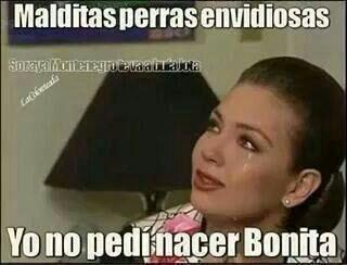 Asi Es Yo No Pedi Nacer Bonita Jajaja Funny Spanish Memes Funny Facts Funny Comments