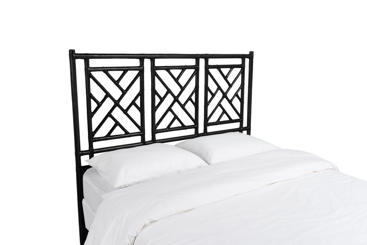 Chippendale Open Frame Headboard With Images Open Frame