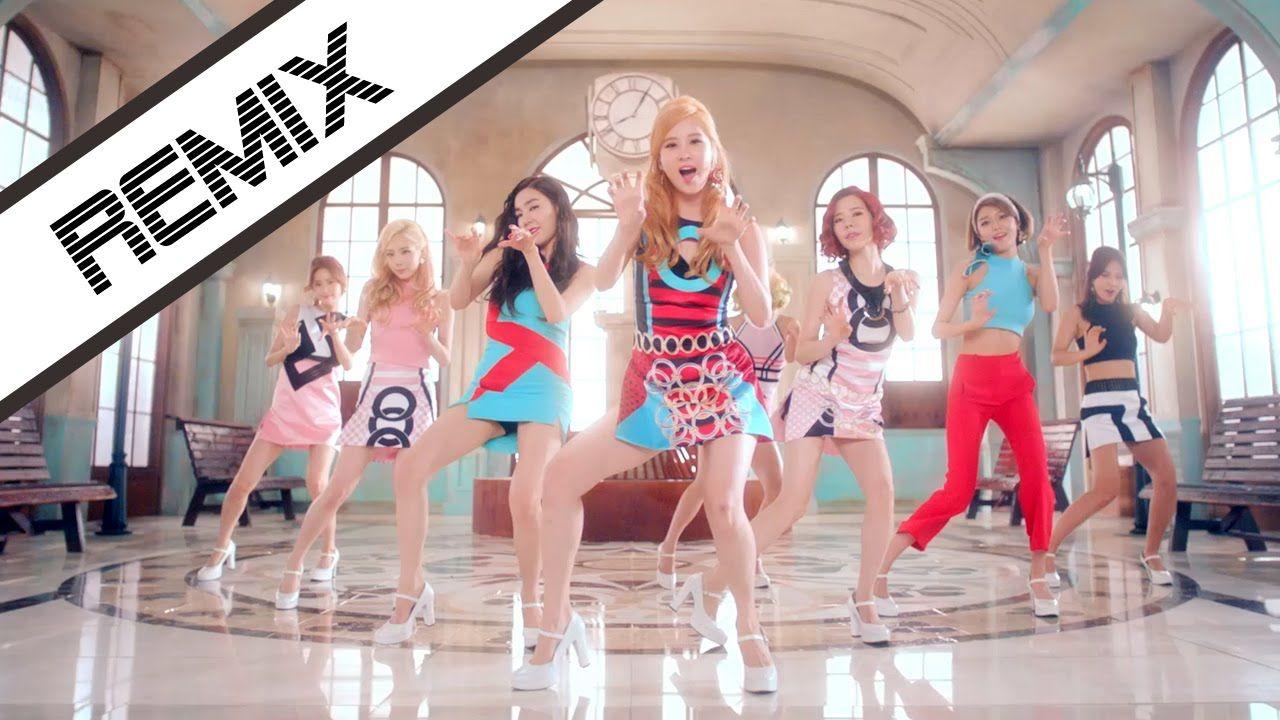 Girls' Generation (소녀시대) - Lion Heart | Areia Kpop Remix #193