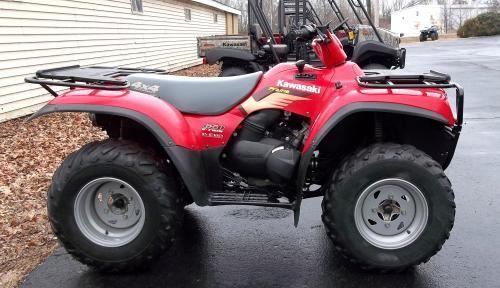 VCI Clifieds - 2002 KAWASAKI PRAIRIE 650 4 WHEELER ATV ... on