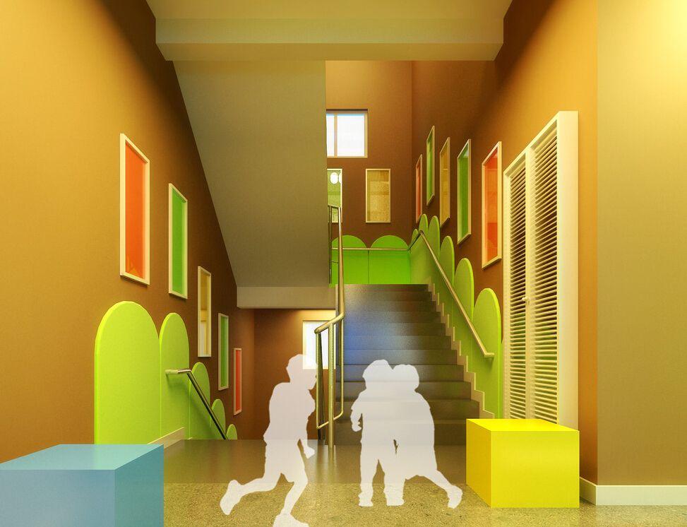 Kindergarten Lobby Design Ile Ilgili Grsel Sonucu