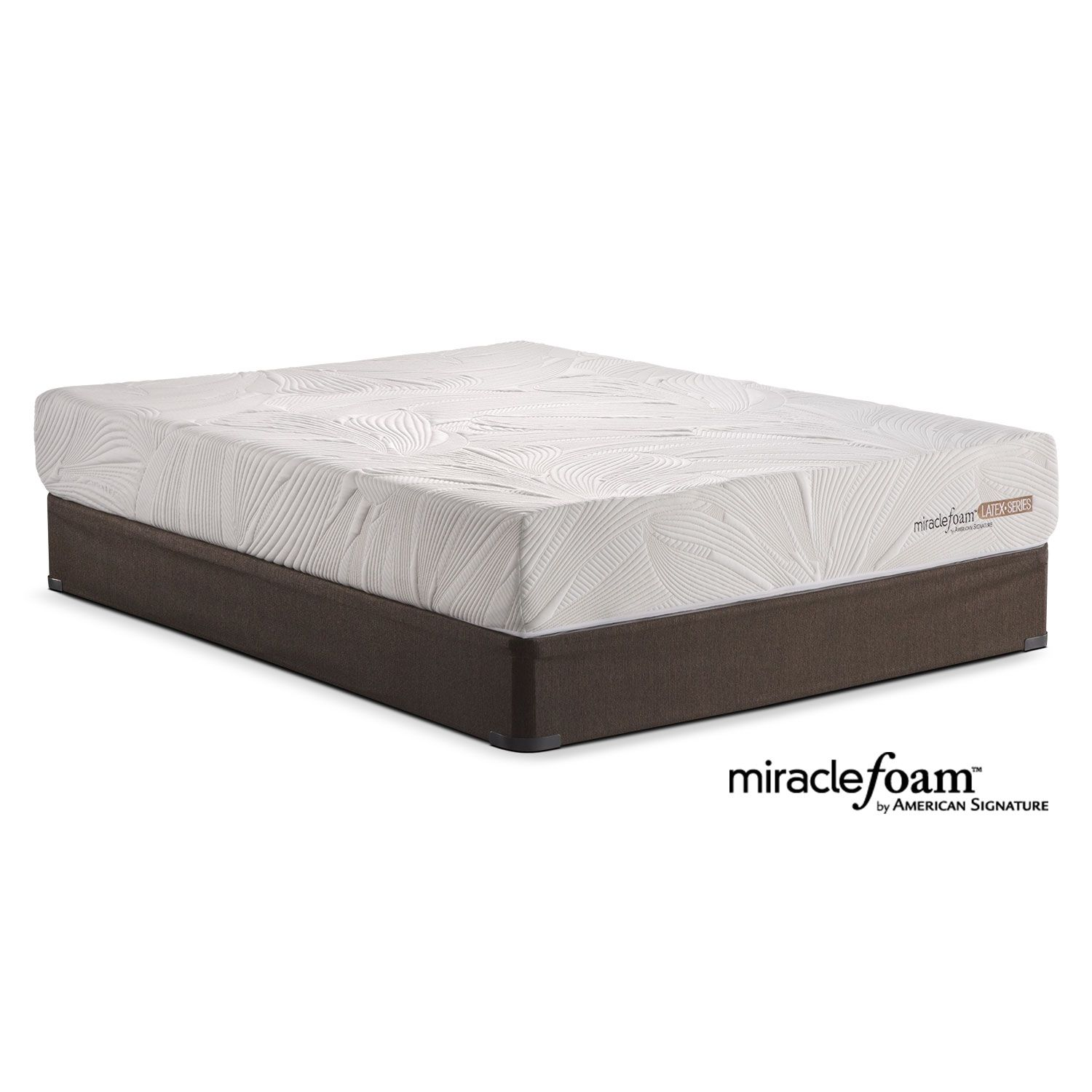 mattresses and bedding tranquil full mattress foundation set