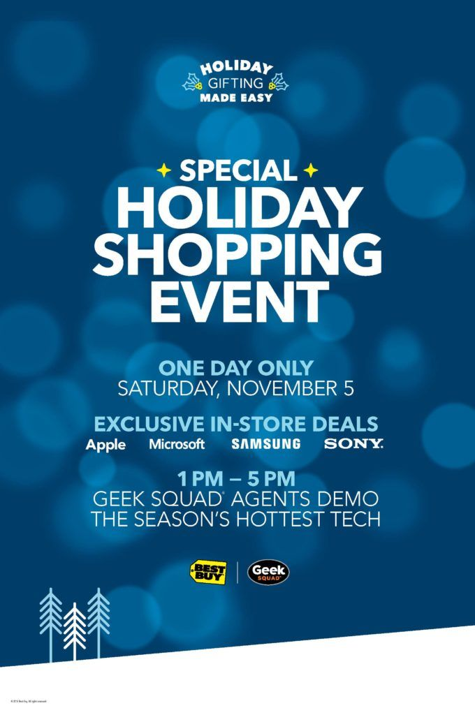 More Holiday At Best Buy Holiday Tech Gifts Shopping Event Cool Things To Buy
