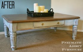 Home Coming: Guest Post: Particle Board Table DIY