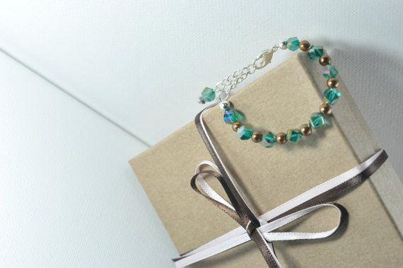 #Newborn Baby Bracelet #Baby Jewelry #Keepsake Jewelry by ...