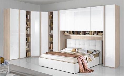Camera da letto Nettuno Mondo Convenienza Ponte