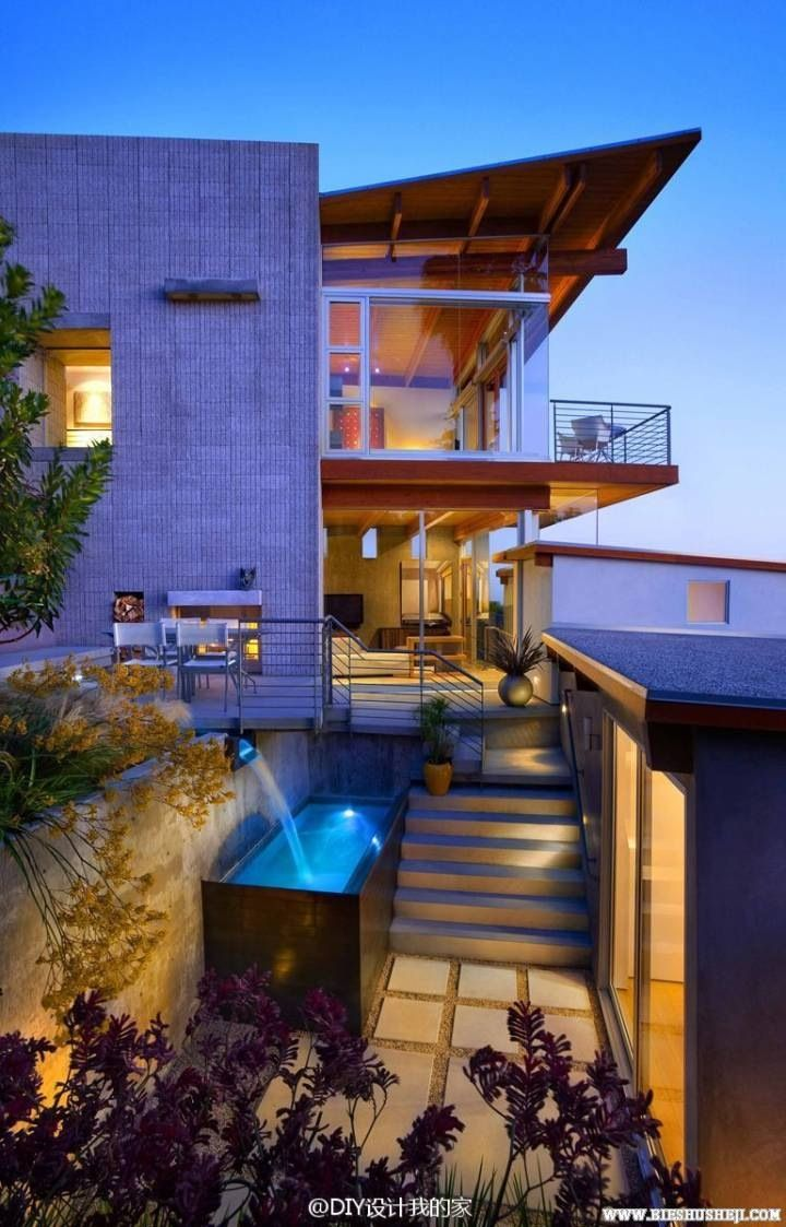 Beach house enric arquitectura pinterest beach house and