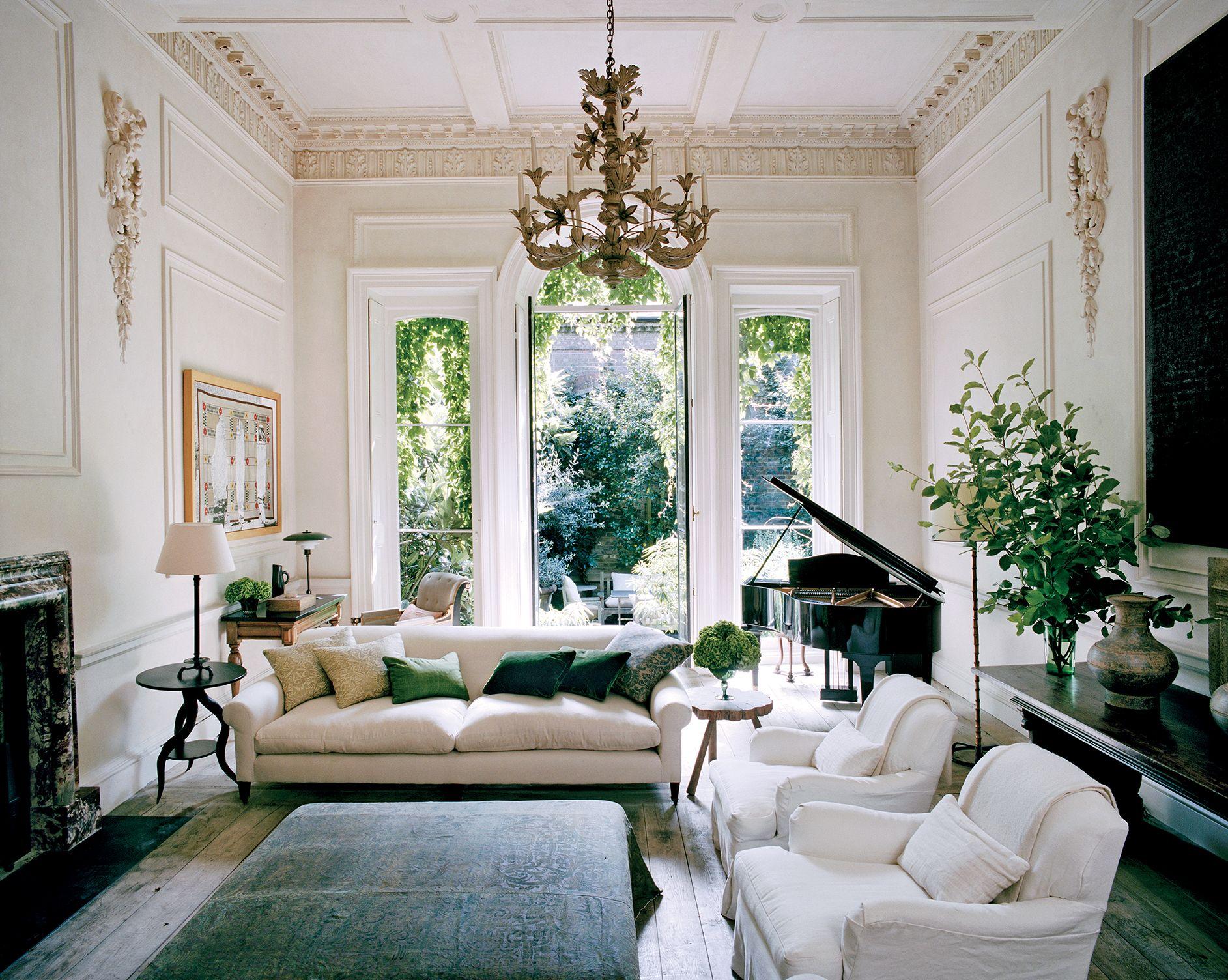 Interior Designer Pimlico Rose Uniacke Em 2020 Projeto Para
