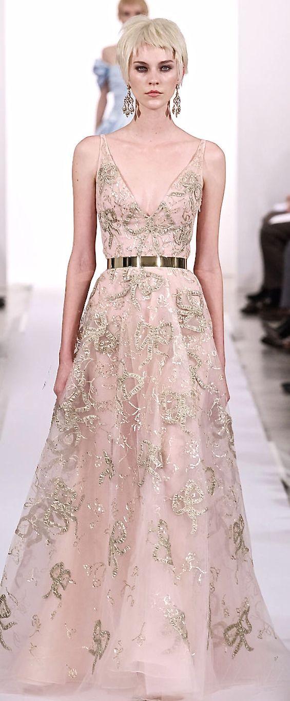Oscar de la Renta, 2015 | Awesome Dresses | Pinterest | Oscar de la ...