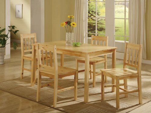 graceful cheap kitchen table and chair design | Very Cheap Dining Sets | Cheap dining sets, Wood stool ...
