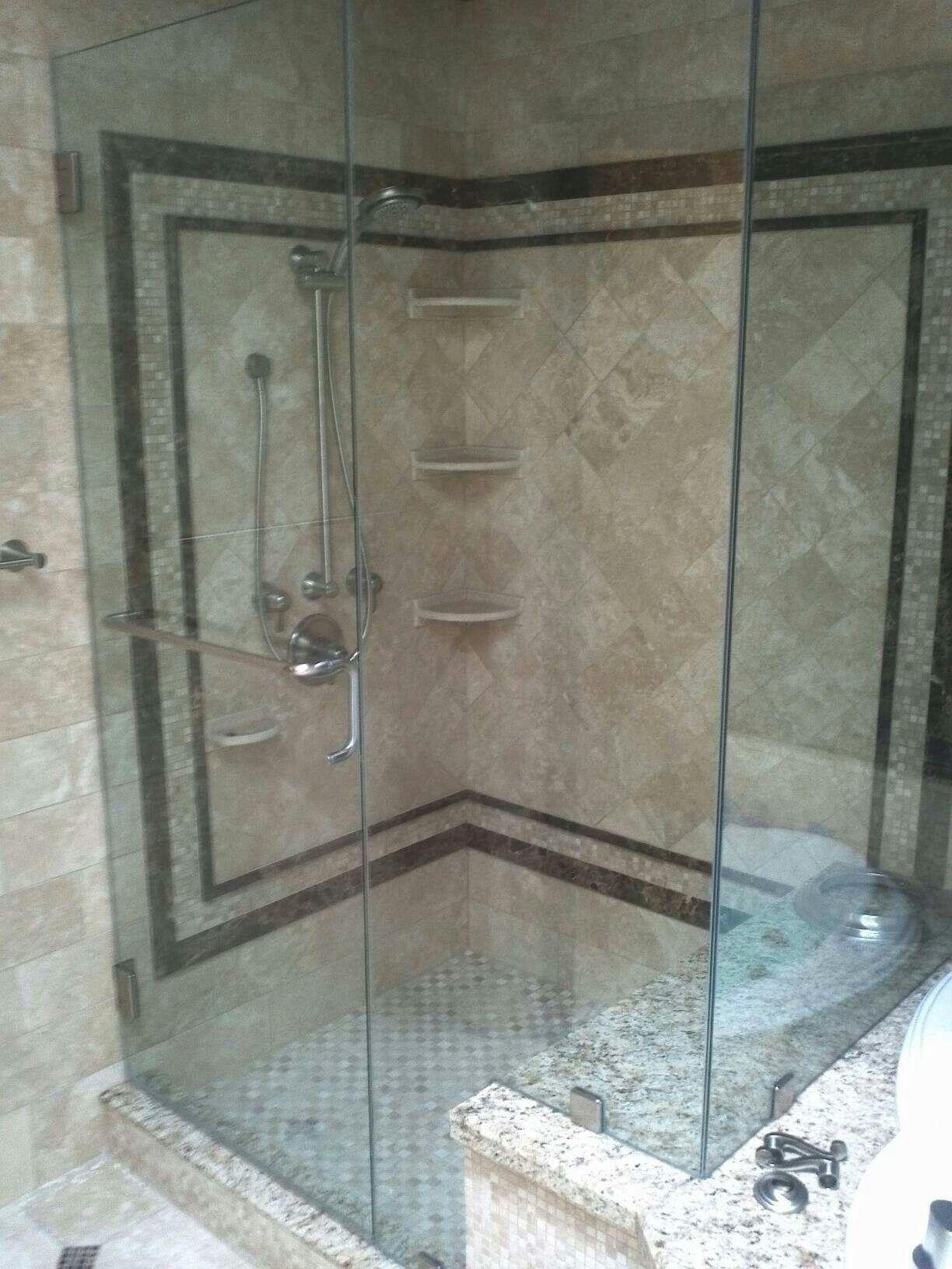 Steve's bathroom remodeling contractor, Round Rock, Texas