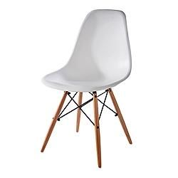 Plastic Dining Chairs With Metal Legs