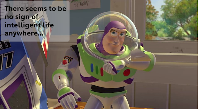 A Buzz Lightyear Quote For Every Situation Disney Pixar
