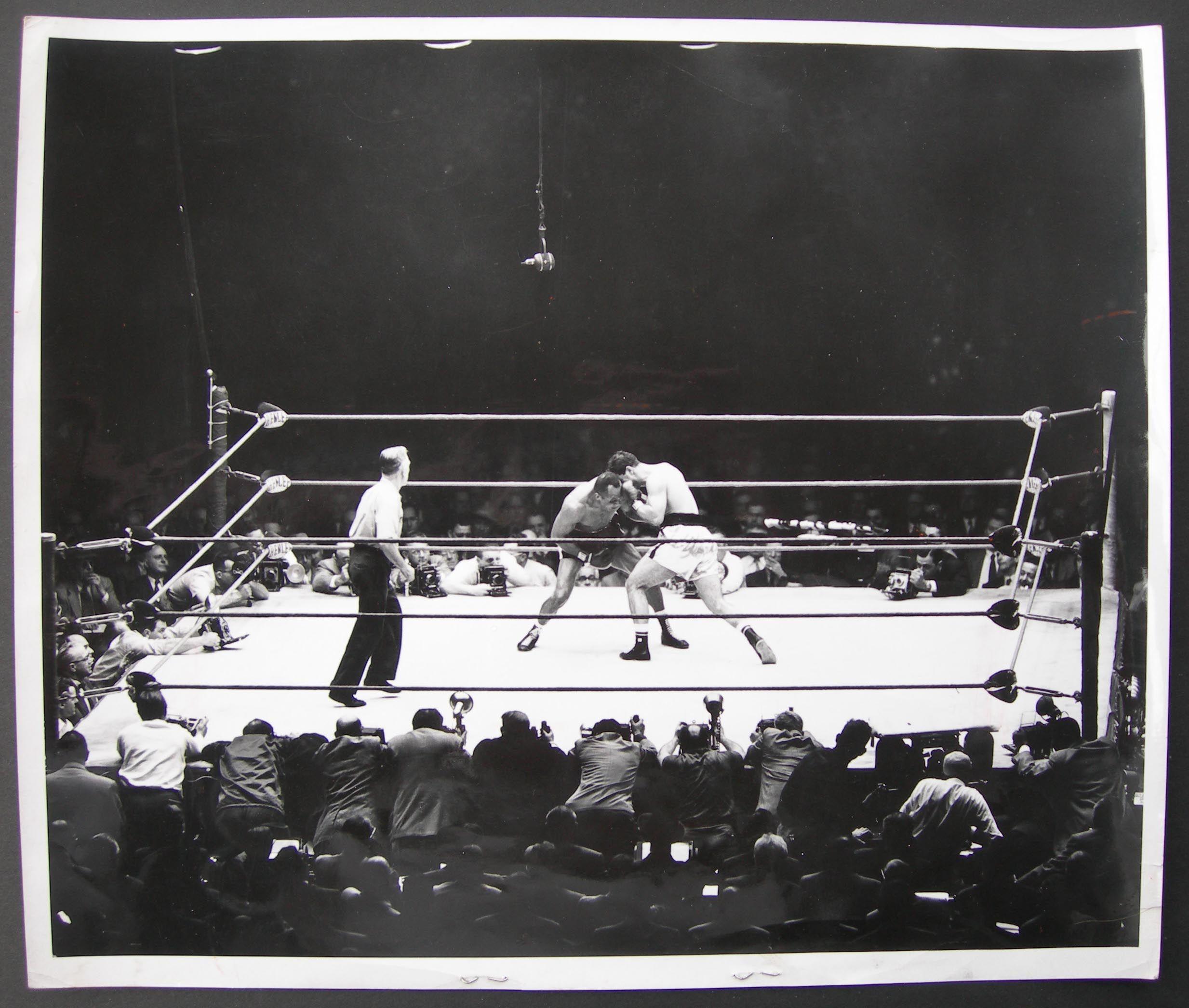 International Boxing Club Alternative Dispute Resolution Dispute Boxing Club
