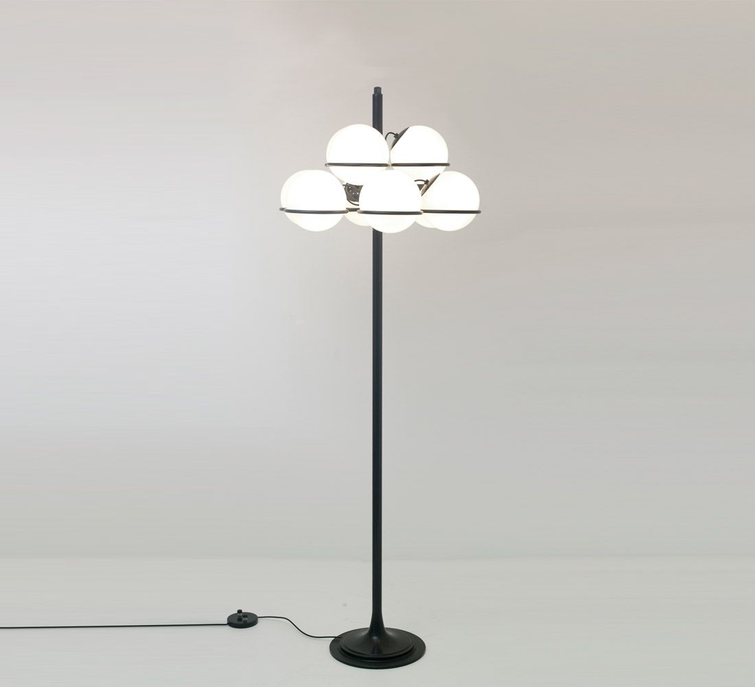 LAMPADAIRE 1094 PAR GINO SAFATTI – ATELUCE 1955