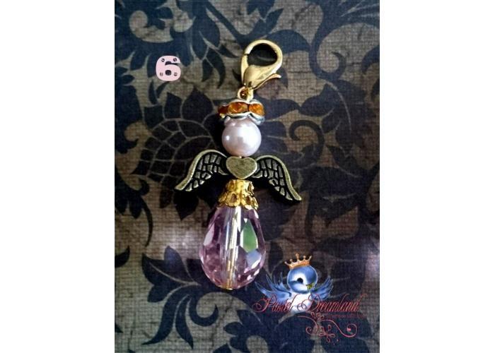 Pastel Dreamland: Dijes de angelito ~Linea Fantasía~ - Kichink