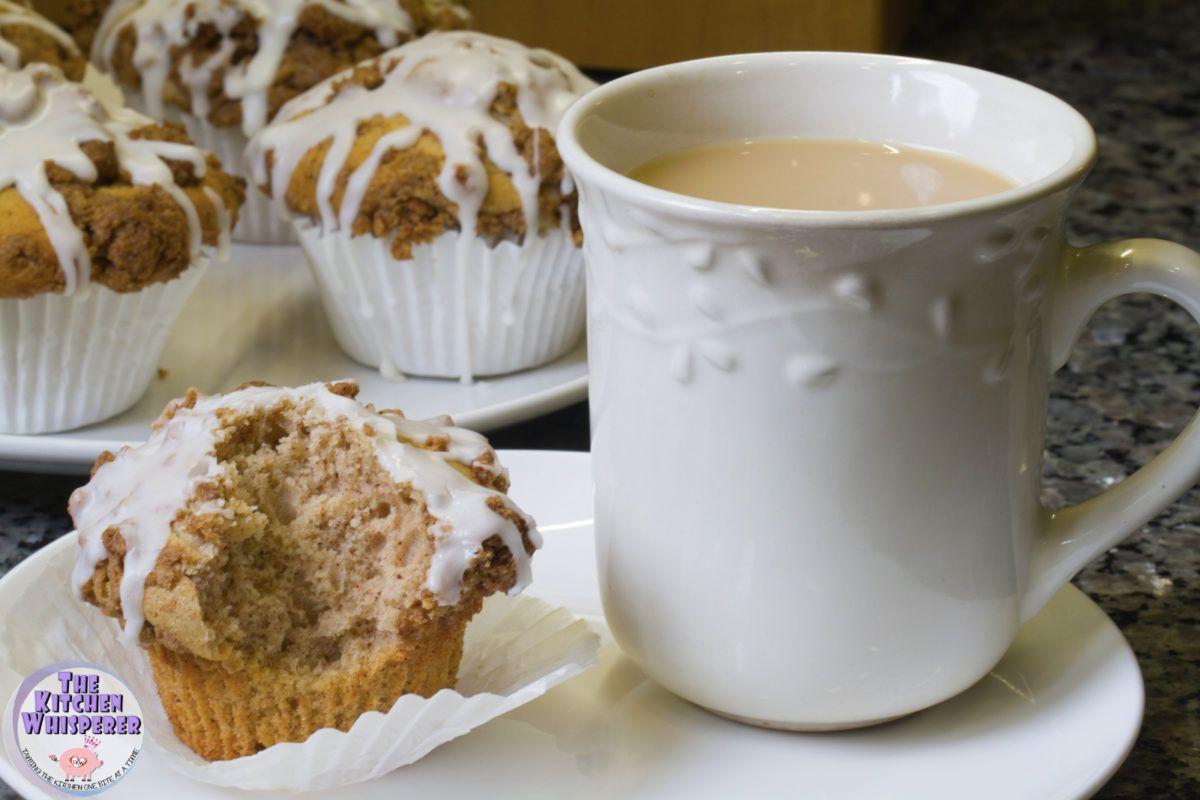 Cinnamon crumb coffee cake muffins recipe crumb coffee