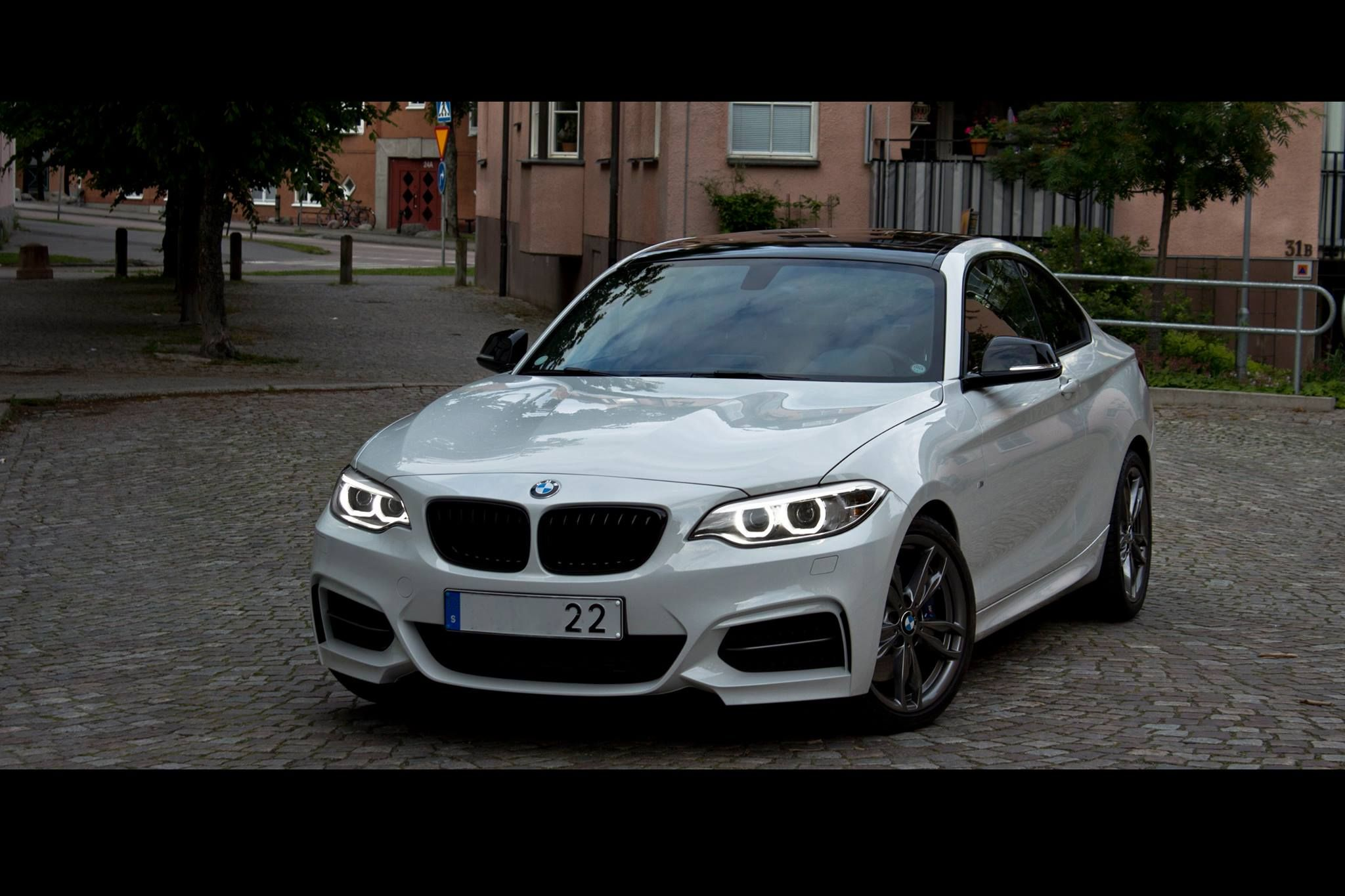 Alp White M235i Slightly Modded Page 2 With Images Bmw Bmw