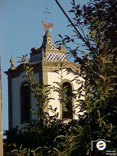 Torre da Igreja Matriz de Castanheira de Pera - Oráculo S. Domingos  - Castanheira de Pera - Portugal