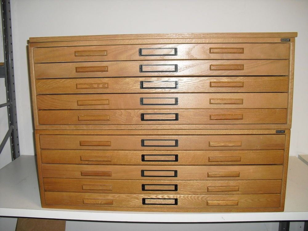 Mayline d files 10 drawer wood flat files cabinet 22 x 34 sheets mayline d files 10 drawer wood flat files cabinet 22 x 34 sheets mayline malvernweather Gallery