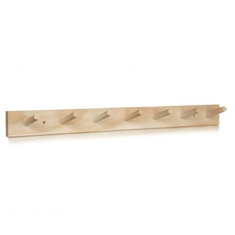 Wooden Peg Rack Tea Pea Home In 2020 Wooden Pegs Wooden Peg