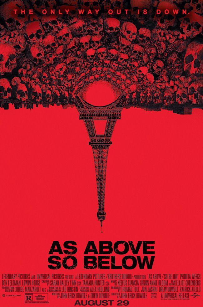 Necropolis - La città dei morti Titolo originale: As Above, So Below Anno: 2014 Genere: horror