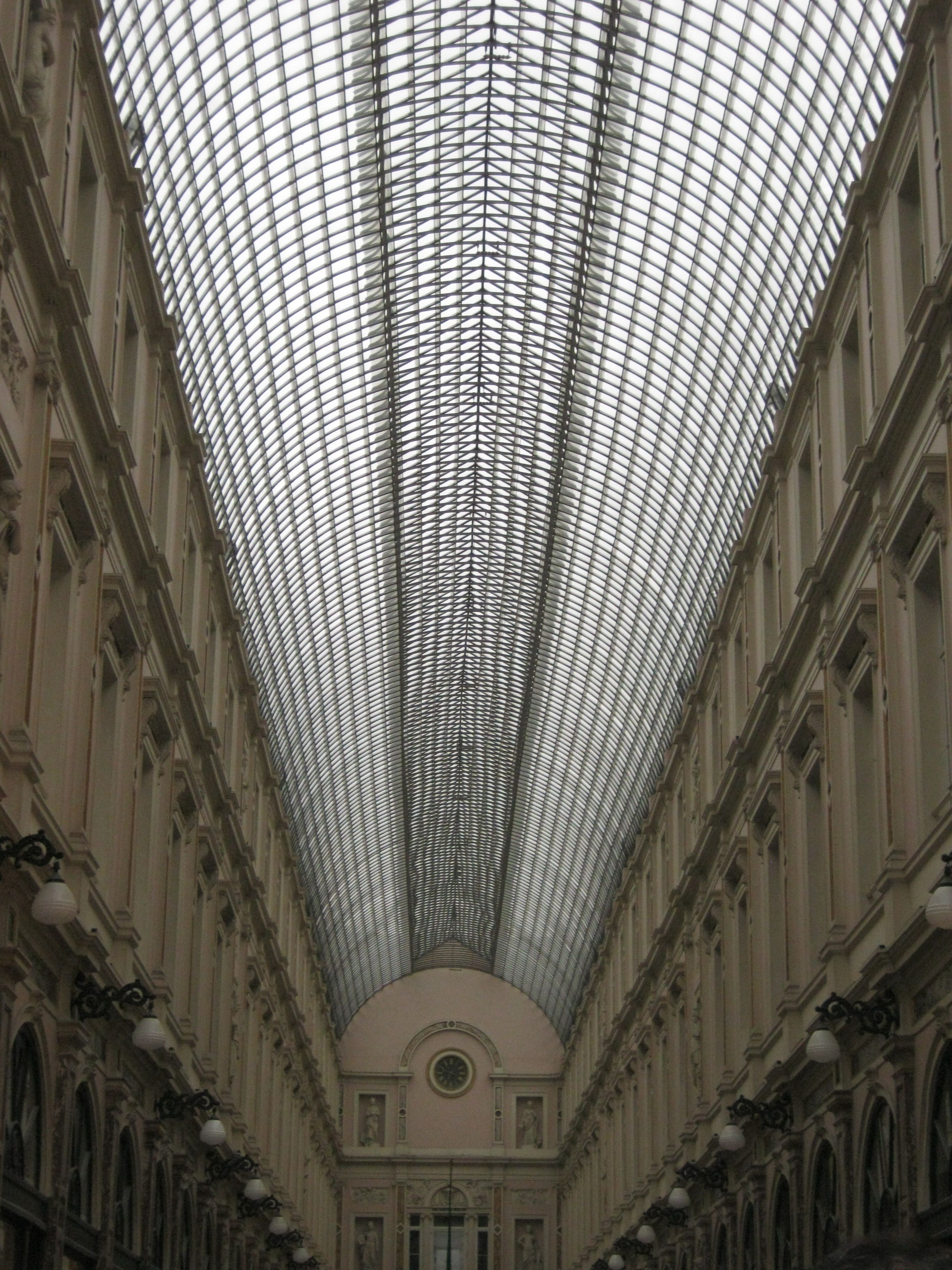 Galeries Royales Saint Hubert Koninklijke Sint Hubertusgalerijen Brussels Bruxelles Brussel Belgium Street Scarborough