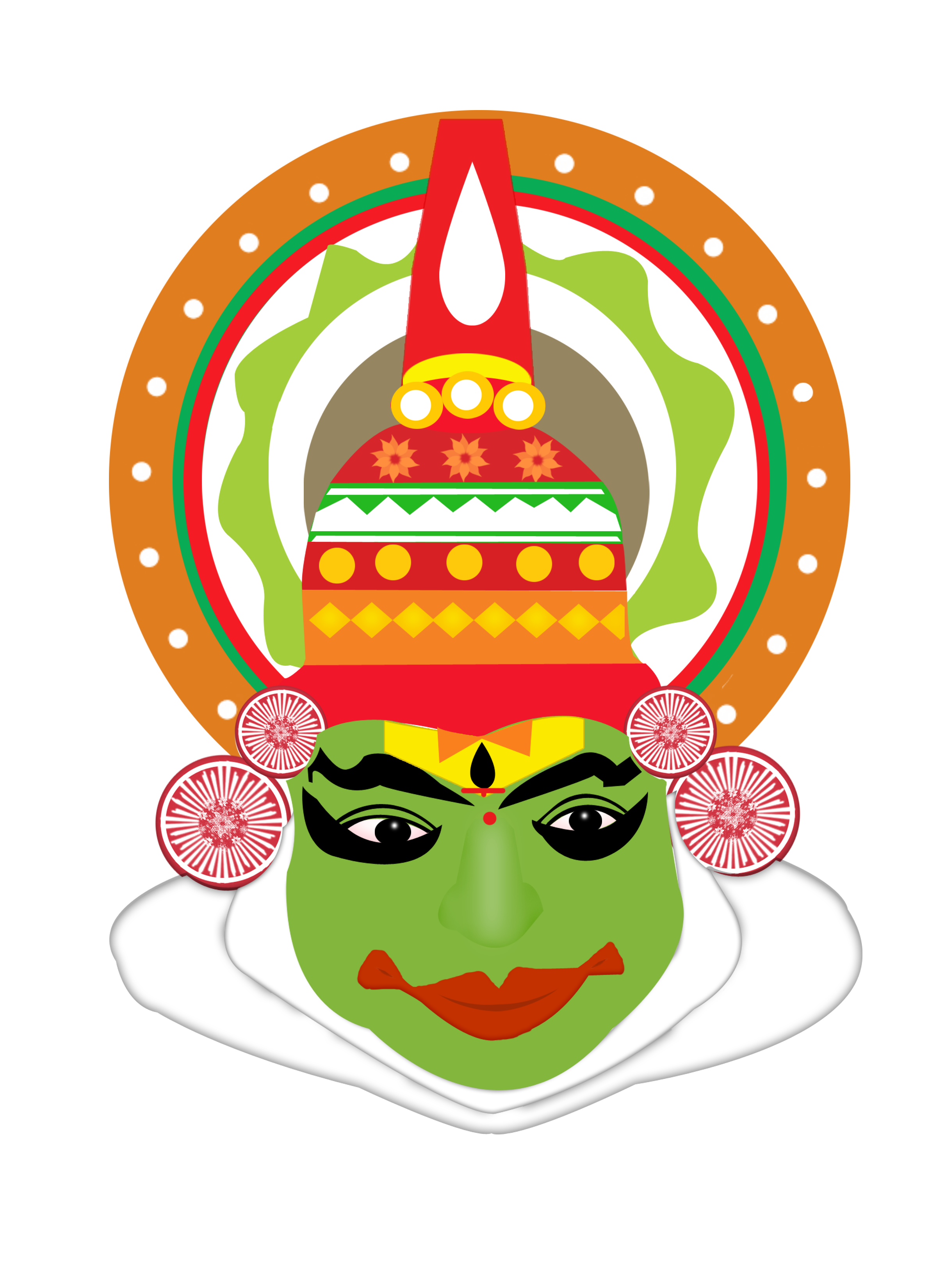 kathakali cartoons pictures illustrations - photo #44