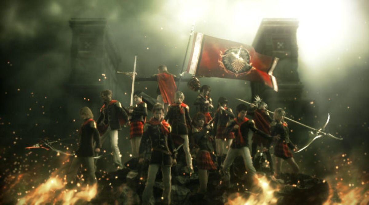 Pin By Todo Sobre Videojuegos Tsv On Fotos Final Fantasy