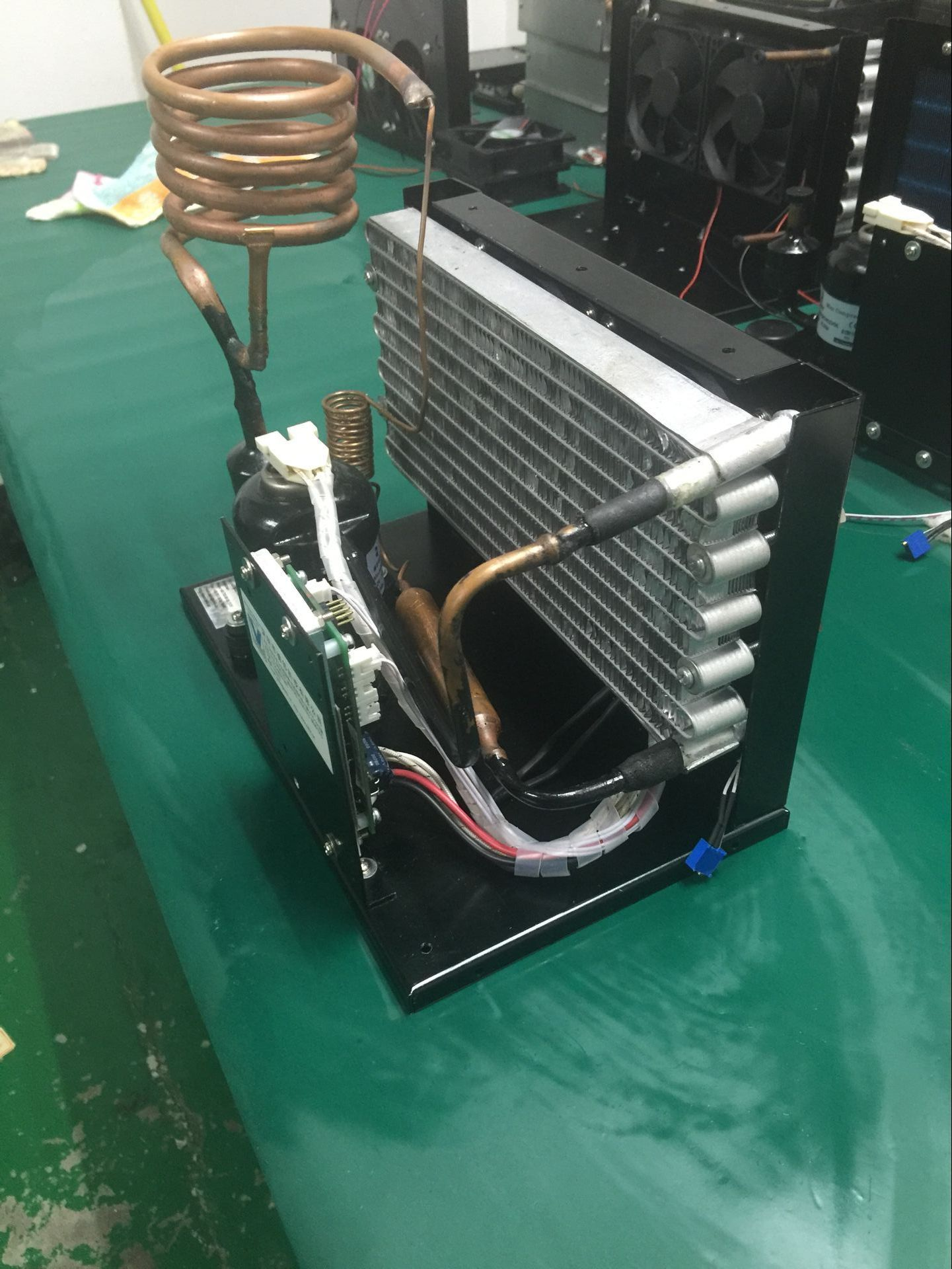 Condensing Unit With 12v Dc Compressor For Sale Refrigeration And Air Conditioning Air Conditioning Installation Air Conditioner Maintenance
