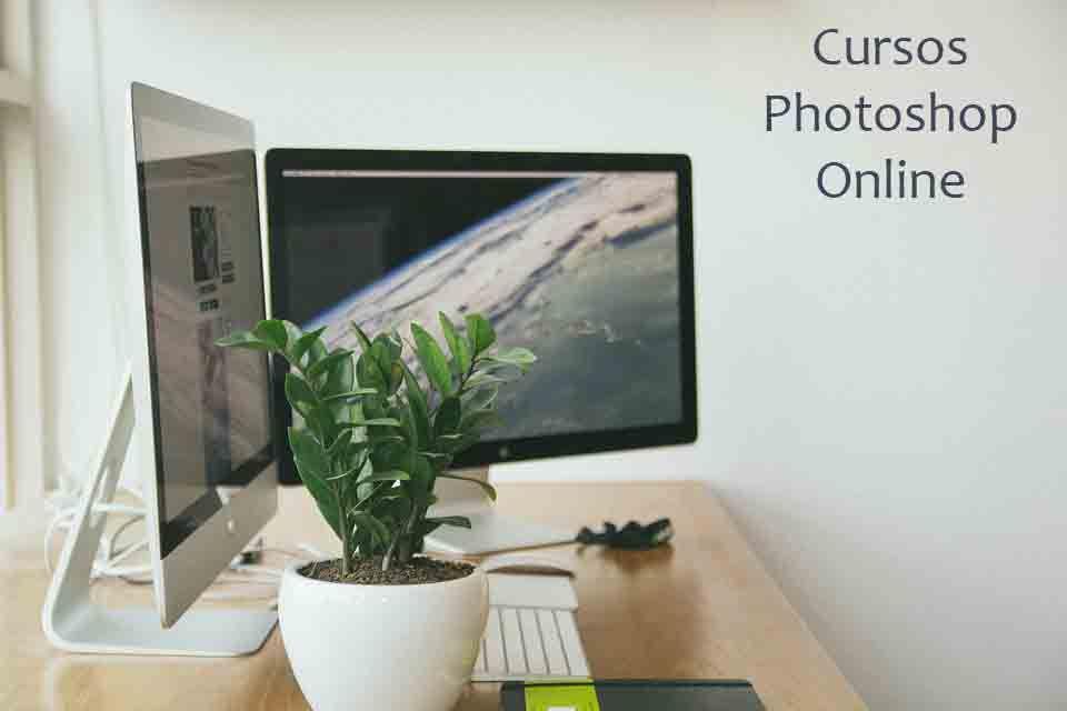 Los mejores cursos de Photoshop Online!   Aprende desde casa!
