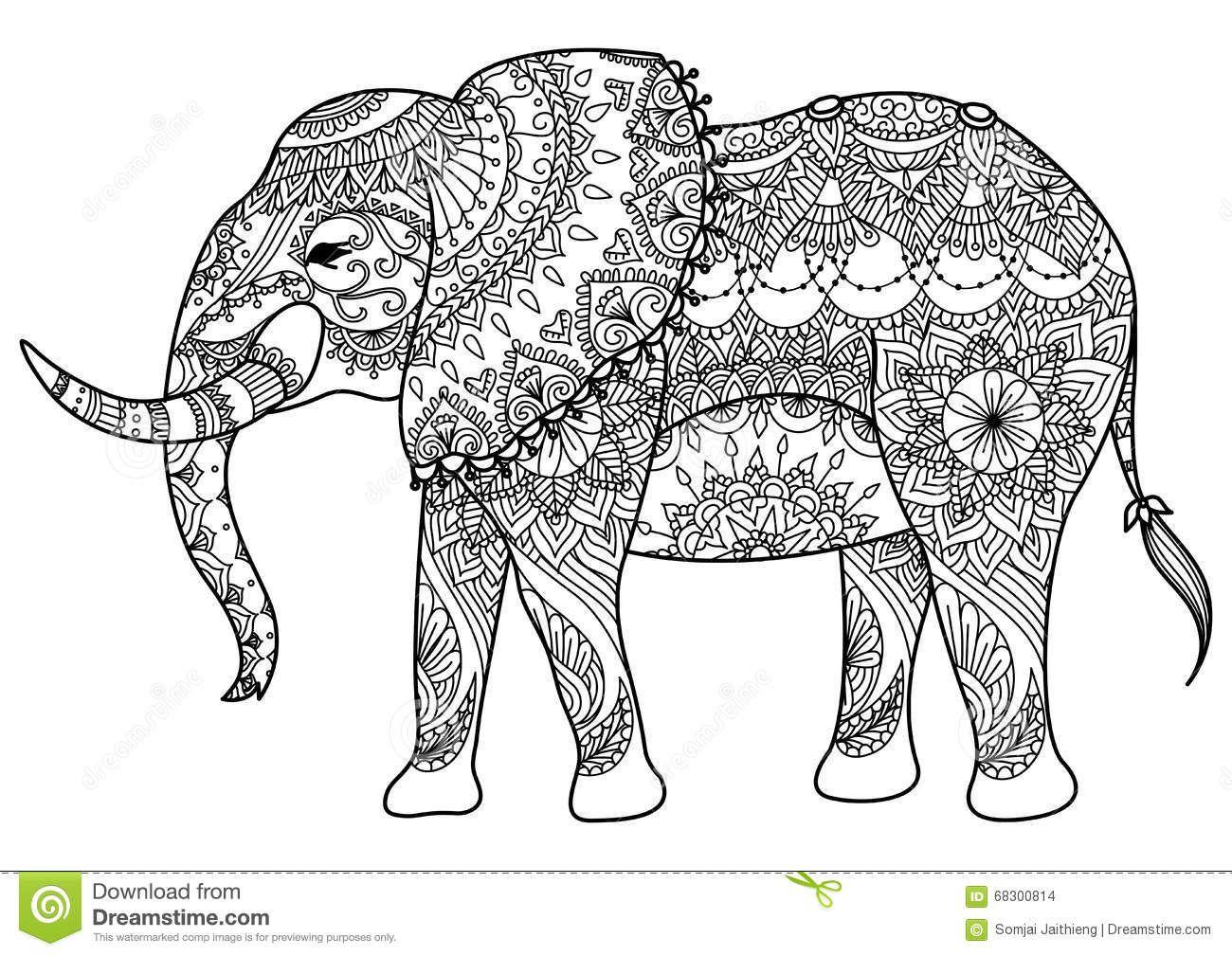 elephant mandala - Sök på Google | Tatueringsinspiration. | Pinterest