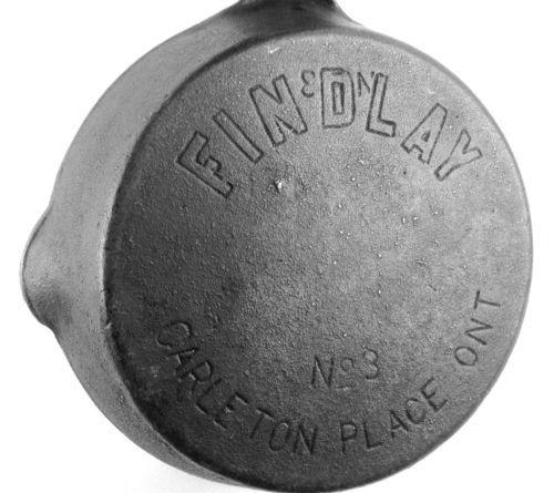 Antique Cast Iron Cookware Manufacturers Findlay