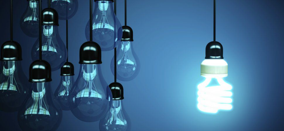 4 Incredibly Simple Ways To Become More Innovative Bulb Light Bulb Linkedin Background
