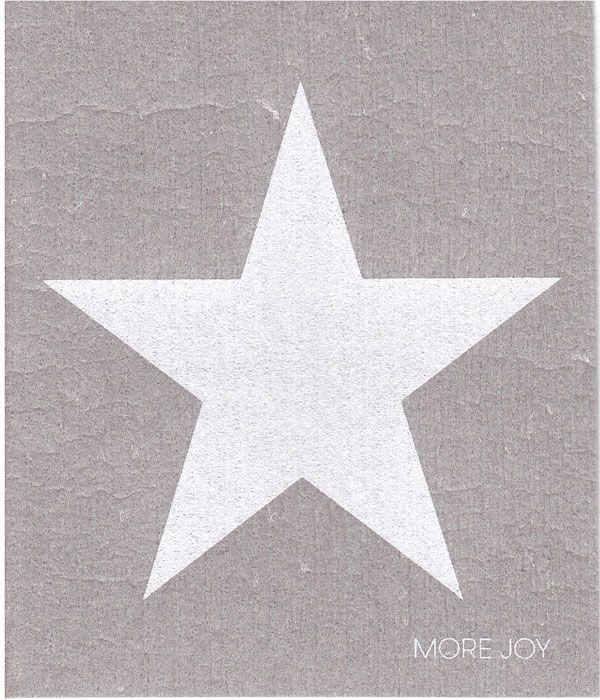Tähti valkoinen tiskirätti 3,50€