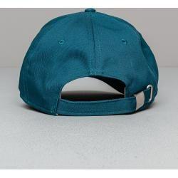 Fila Linear Logo Panel Strapback Cap Morroccan Blue Fila