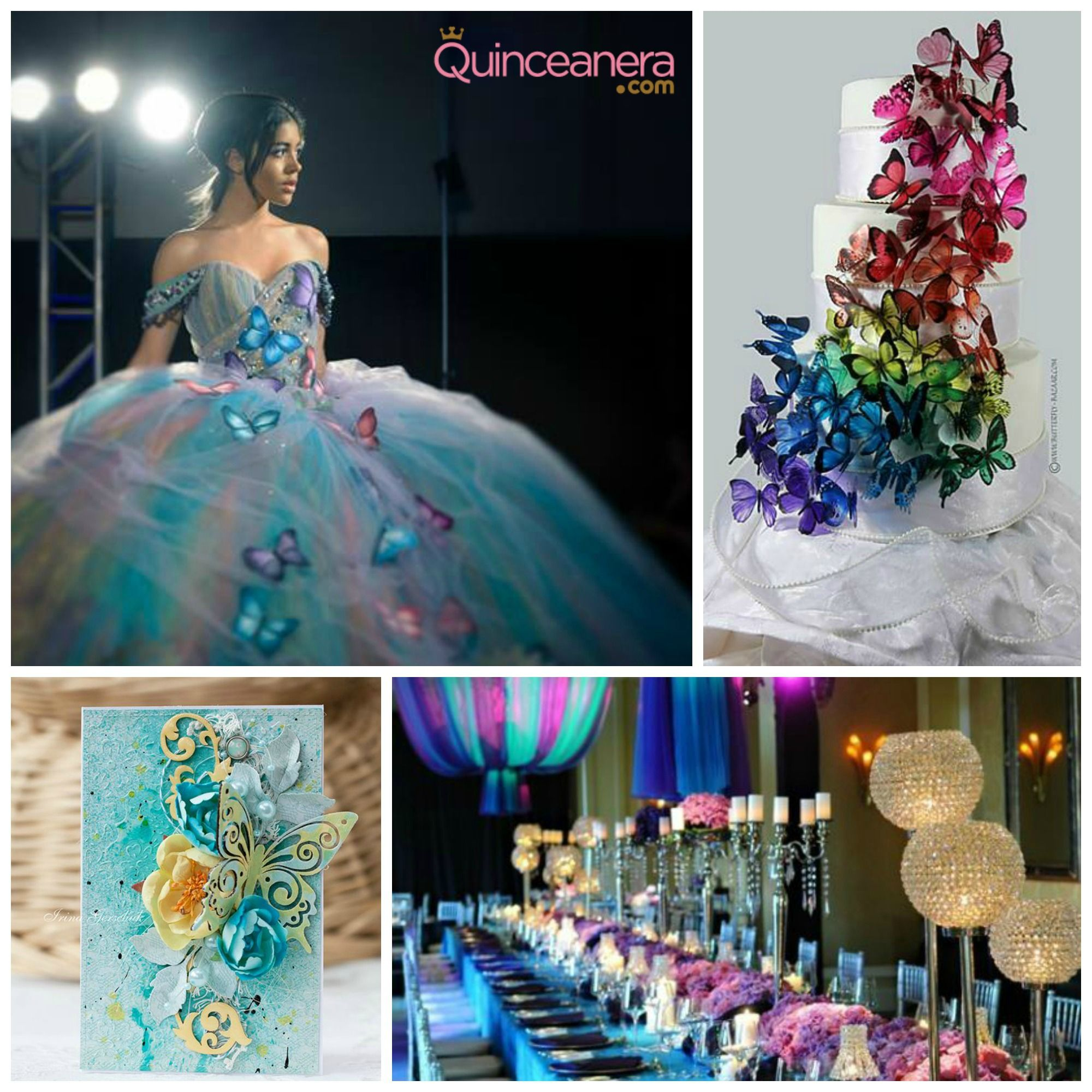 Quince Theme Decorations | Quince themes, Quinceanera ideas and Prom ...
