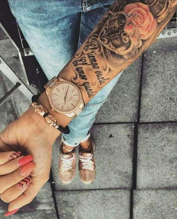 Photo of Tattoo-Swag-Unterarm oder Manschetten-Ideen für Männer und Frauen – Künstler
