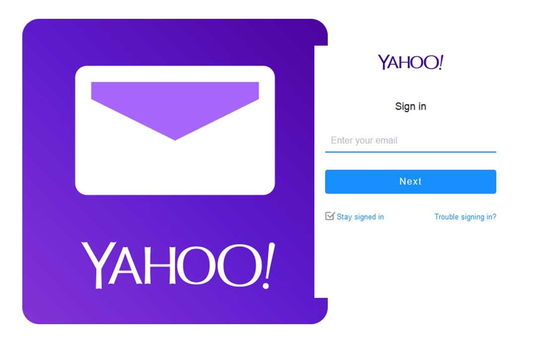 Yahoo Sign In How Do I Sign Into My Yahoo Account Yahoo Mail Login Tecng Mail Login Face Recognition Signs