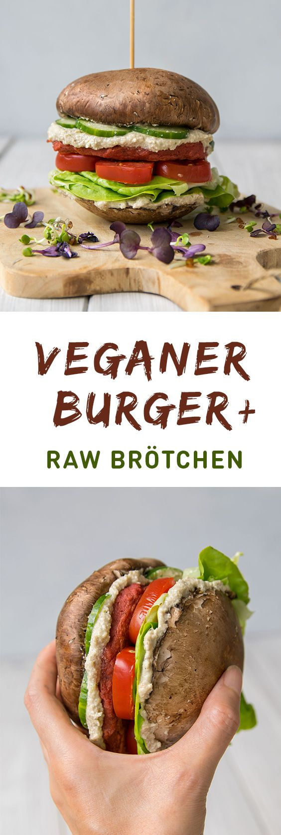 glutenfreie vegane burger yumm pinterest burger vegan und glutenfrei. Black Bedroom Furniture Sets. Home Design Ideas