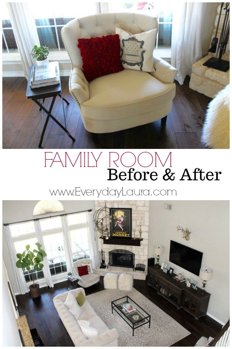 OUR FAMILY ROOM | Everyday Laura OUR FAMILY ROOM | Everyday Laura ...