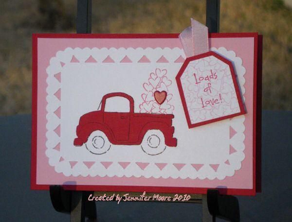 stampin up valentine cards handmade stampin up valentines day cards - Stampin Up Valentine Card Ideas