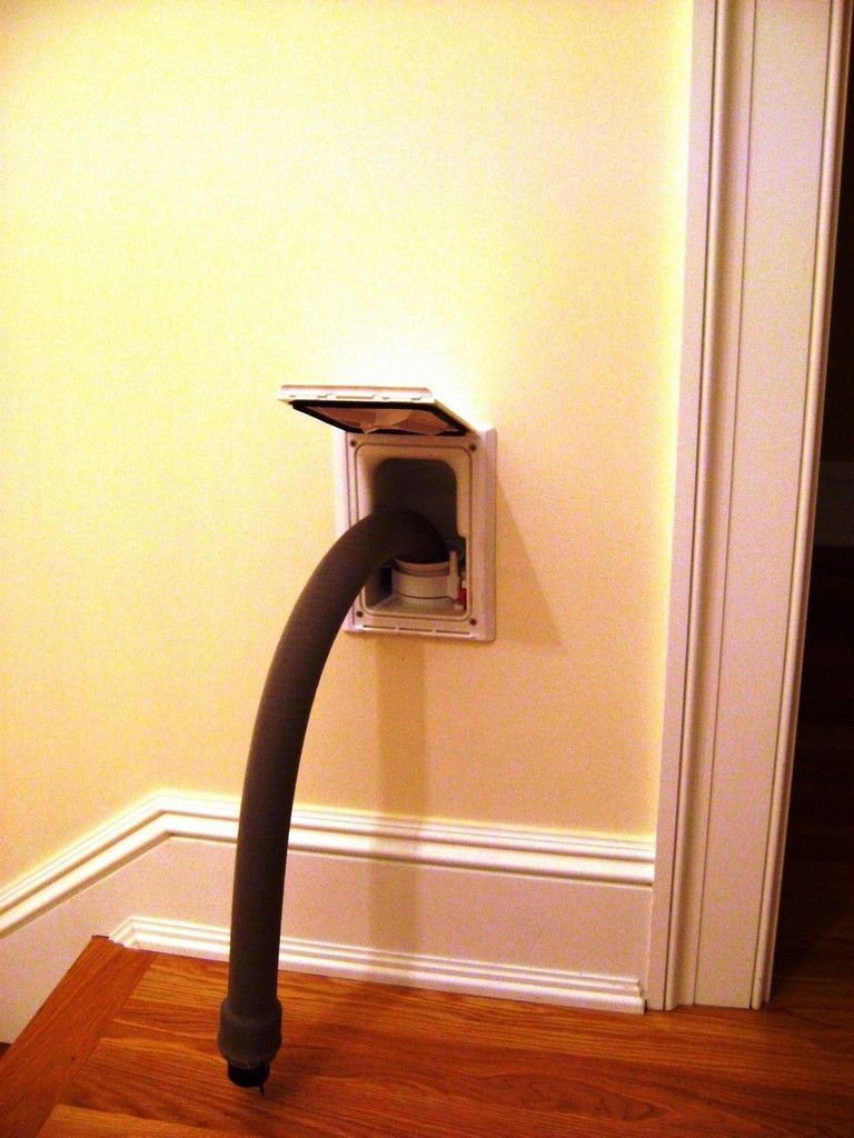 Hide A Hose Central Vac System For Quick Cleanup No More Storing Central Vacuum Hoses In The Closet This Tiny House Interior House Design House Inspiration