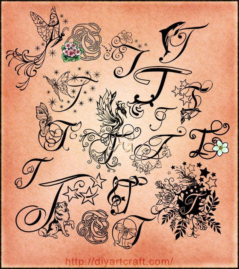 lettering t typography neat 2nd to bottom with leaf fav tattoo likes ideas pinterest. Black Bedroom Furniture Sets. Home Design Ideas