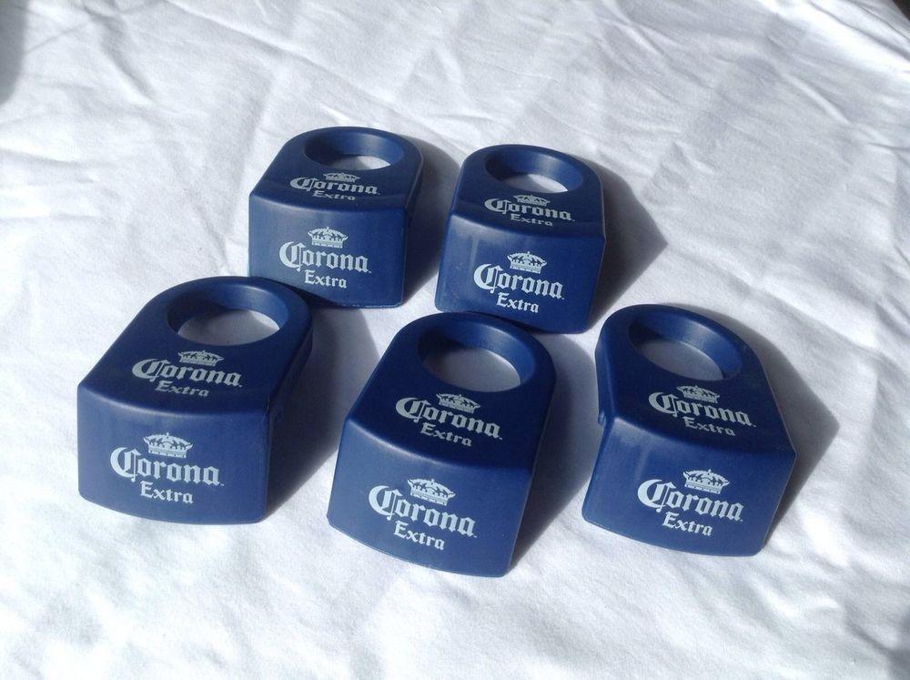 Details About 5 Corona Extra Beer Blue Margarita Coronita
