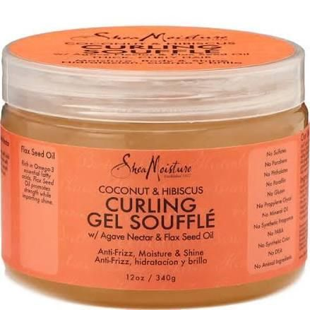 Specifically Developed For Thick Curly Hair Shea