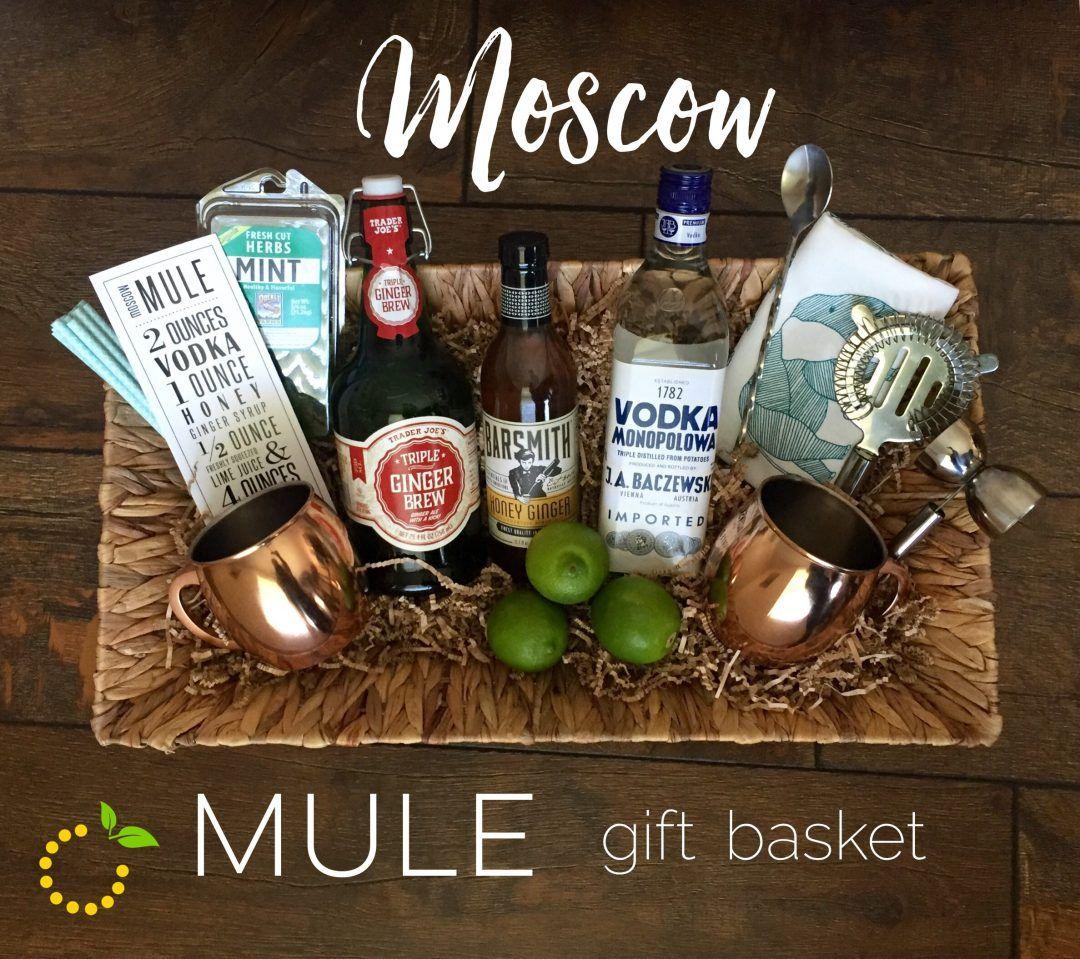 Park Art My WordPress Blog_Moscow Mule Gift Basket With Vodka