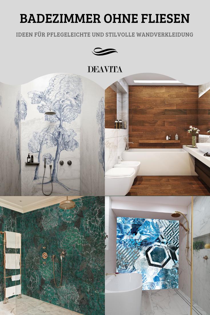 Alternative Zu Fliesen Im Bad Bathtub Bathroom Vanity Vanity