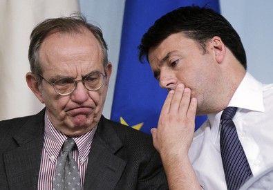 Informazione Contro!: Renzi-Padoan, pieno accordo su decreto fisco... e ...